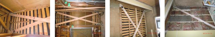 耐震補強工事施工例