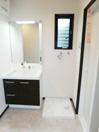 洗面所のリフォーム工事施工例