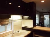 キッチン施工例02